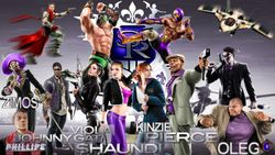 Saint Row The Third Exclusive Wallpaper