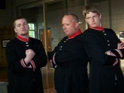 Bad Boys...bad boys...whatcha gonna do...