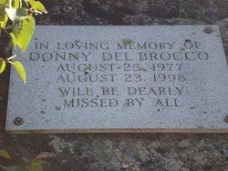 Plaque at McRae Lake Shrine
