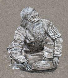 Prospector sketch