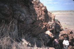 Lamproite breccia, Australia