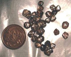 Argyle Cognac diamonds