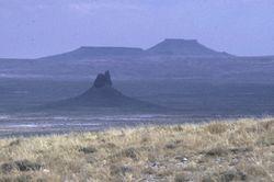 Leucite Hills lamproite field