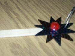 Pinwheel or 4th of July Fireworks