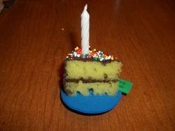 JGL Birthday Cake