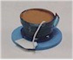 Bottle Cap Cup of Tea