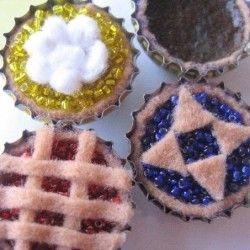 Bottlecap Pies