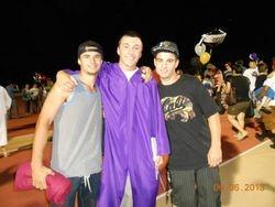 my bros casey and darius