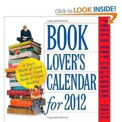 Book Lover's 2012 Calendar (Page a Day Calendar)