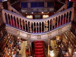 Livraria Lello Bookstore in Porto, Portugal (3 of 4)