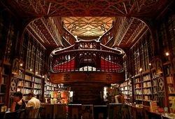 Livraria Lello Bookstore in Porto, Portugal (2 of 4)