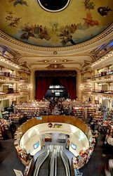 El Ateneo Bookstore in Buenos Aires (1 of 2)