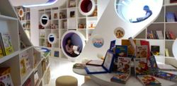 Poplar Kids Republic in Beijing, China