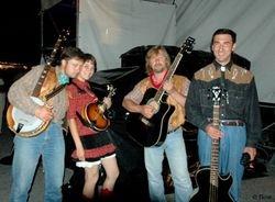 La Roche Sur Forone Bluegrass Festival, France 2007