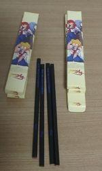 Project A-ko Pencils