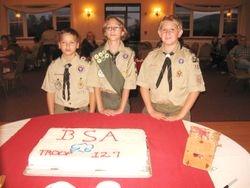 Scouts of Troop 127