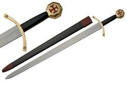 TEMPLAR KNIFE SWORD