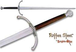 CARBON STEEL BASTARD SWORD
