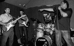 Live at The Bulls Head Barnes 2014