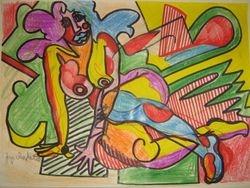 think drawing