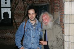 Guy Donkers and Fred Bervoets