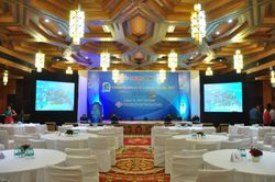 The stage is set for the Global Healthcare Excellence Awards-2013