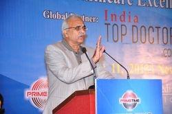 Dr. Giridhar J Gyani addressing the Audience