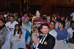 A big applaud for Dr. Jyotsna Gupta