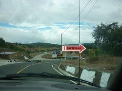 Cruce a Huehuetenango