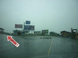 Cruce a Cunen- Nebaj