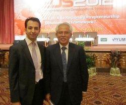 Regional Entrepreneurship Development Symposium - Putrajaya, Malaysia, 2012