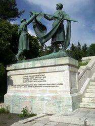 Vojenský cintorín Háj Nicovô