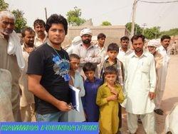 Field Coordinator of HF Survey the Flood Area of District Muzaffargarh, Pakistan