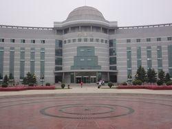 Library of Shenyang Medical College, China.
