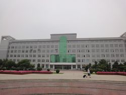 Teaching Building No 1 Shenyang Medical College, China.