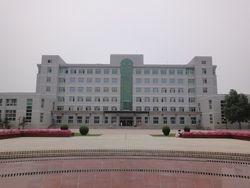 Teaching Building No 2 Shenyang Medical College, China.