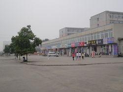 Super Market of Shenyang Medical College, China.
