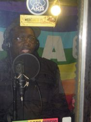 Mr Al Campbell inna the greentonguestudio