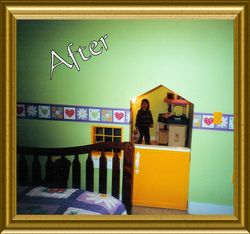Finished Room with Playroom