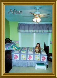 Completed Girl's room