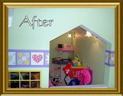 Completed Playroom
