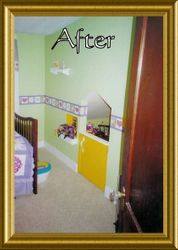 Finished Playroom