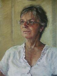 Portrait 6    SOLD.