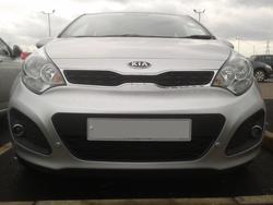 Kia Rio Front & Rear