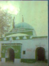 front gate of dargah e mira