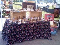 Farmess market table
