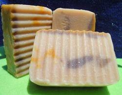 Soybean Goat Milk soap