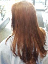 hair cut & blowdry