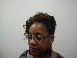 braid on side shampoo set