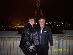Sightseeing in Paris